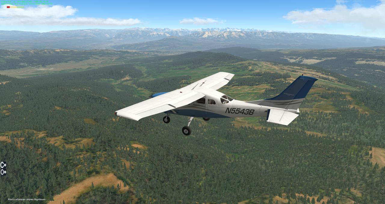 Testflug North Wyoming 35350395ze