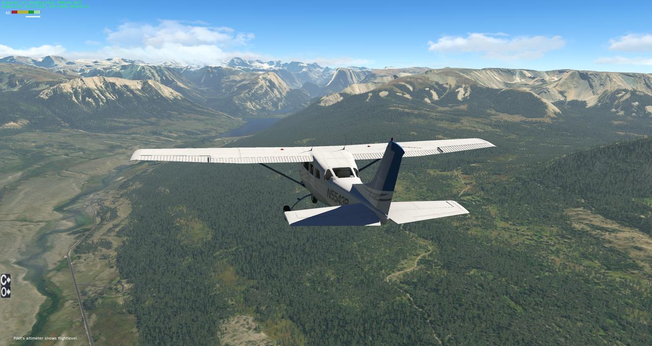 Testflug North Wyoming 35350418gc
