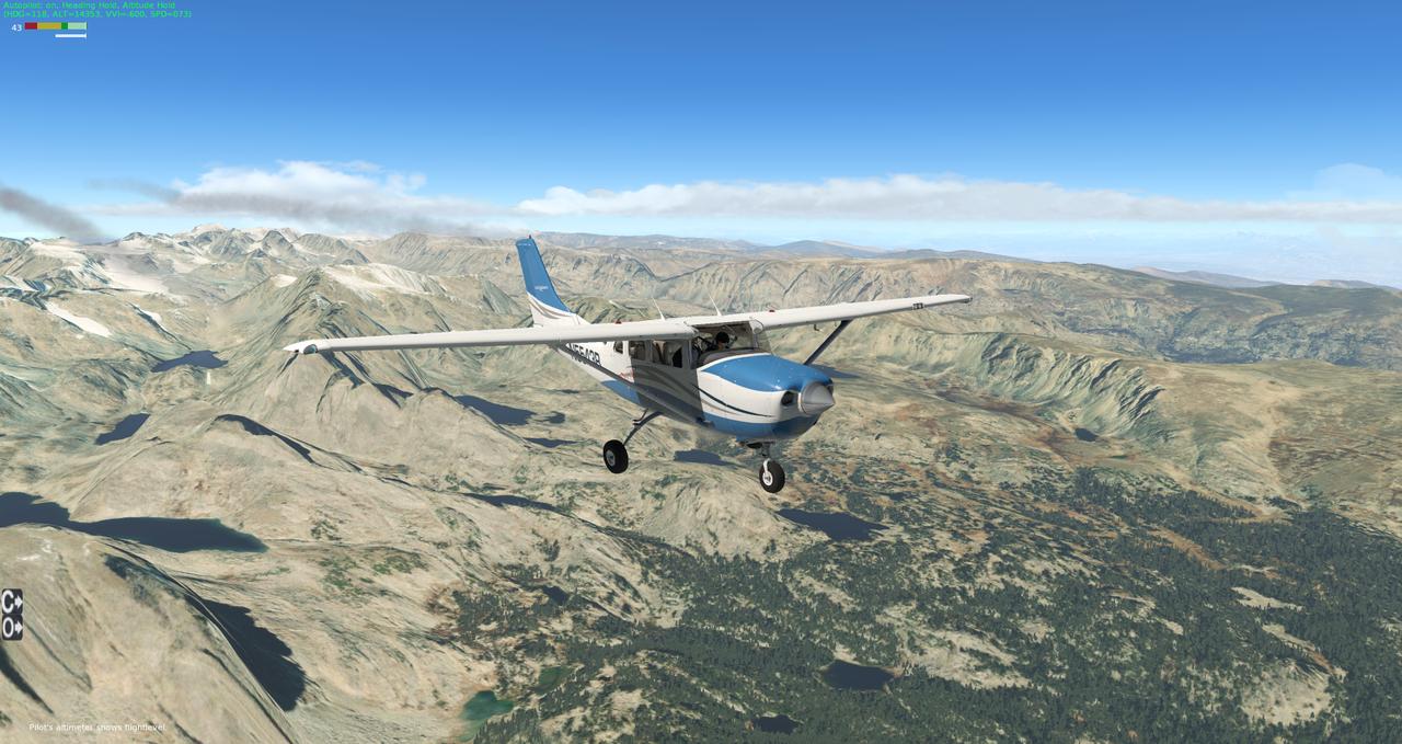 Testflug North Wyoming 35350464nj