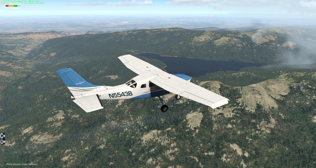 Testflug North Wyoming 35350488jy