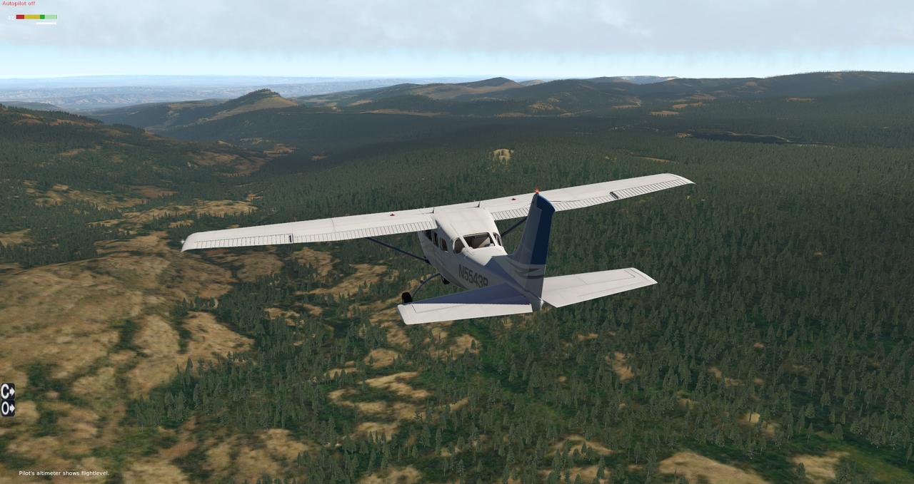 Testflug North Wyoming 35350528wl