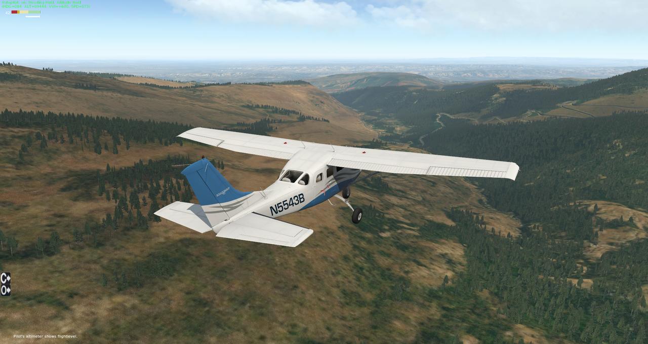 Testflug North Wyoming 35350535xh