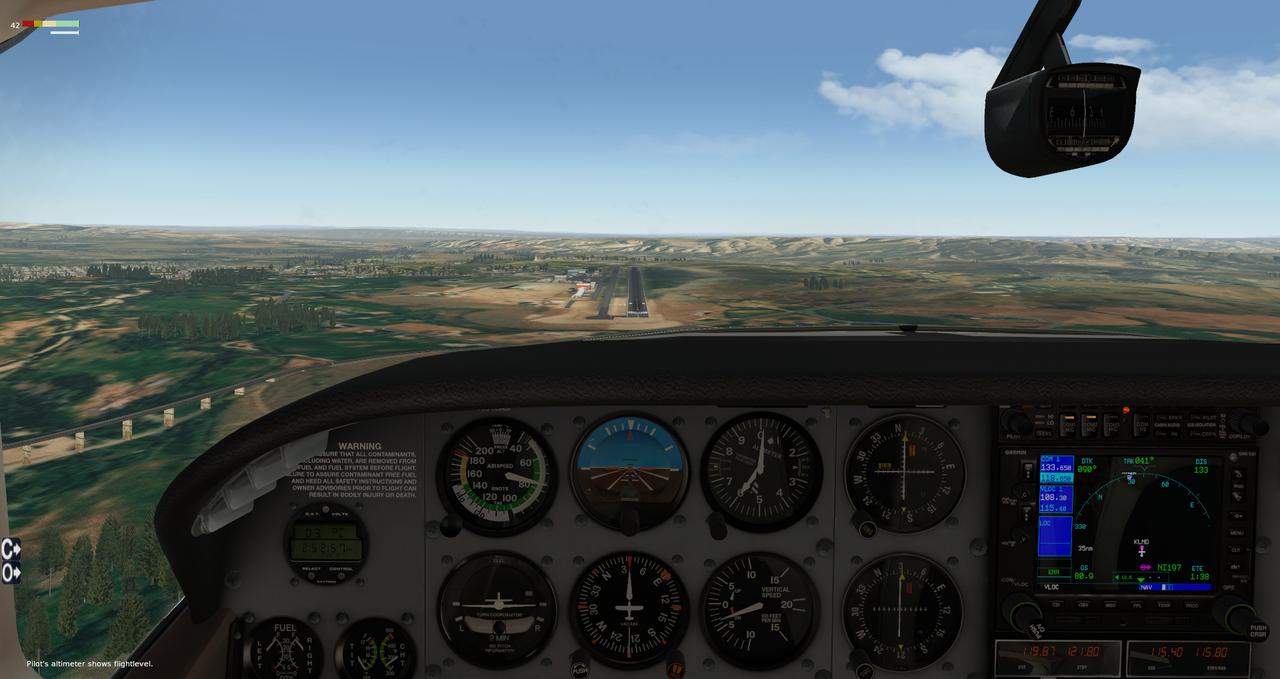 Testflug North Wyoming 35350549cq
