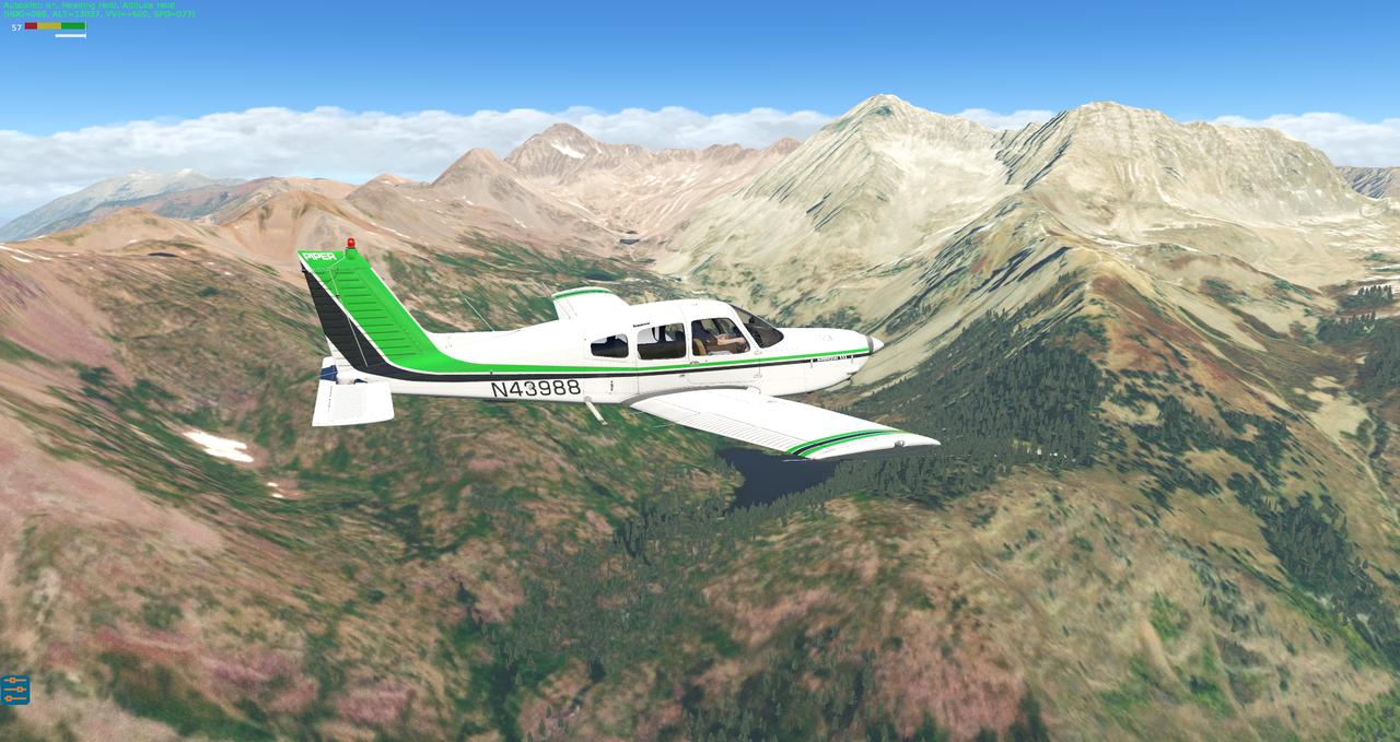 Die Rockies von Colorado 35398049el