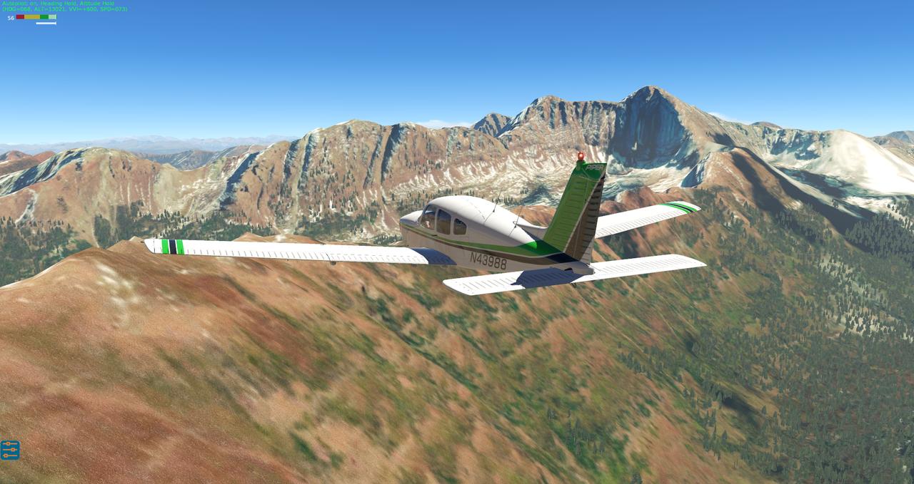 Die Rockies von Colorado 35398064dm
