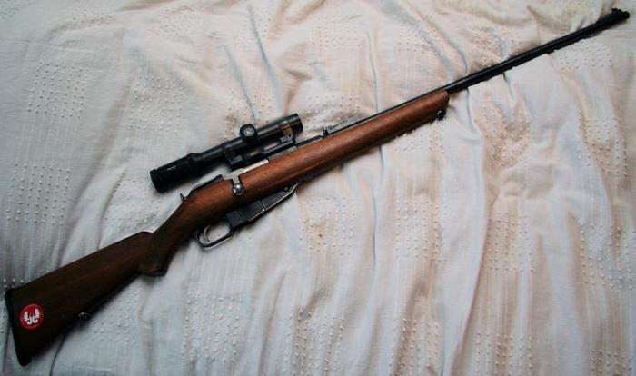 Carabine sur base Mosin 3575180