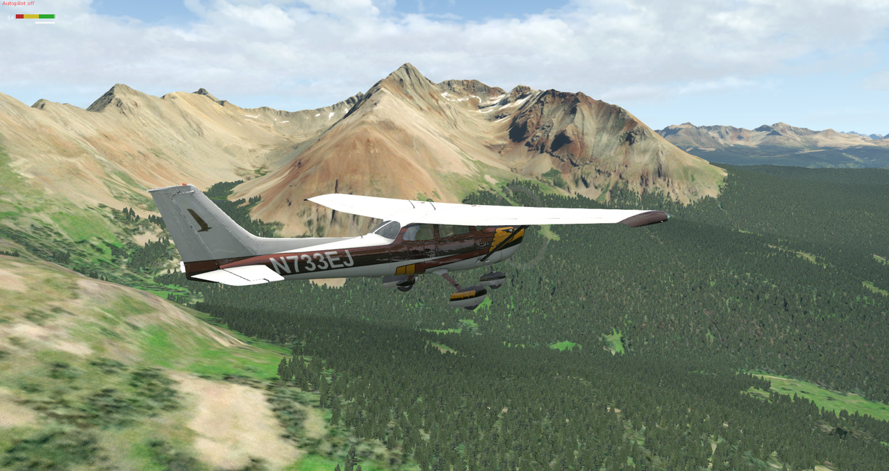 Die Rockies von Colorado 35847456dk