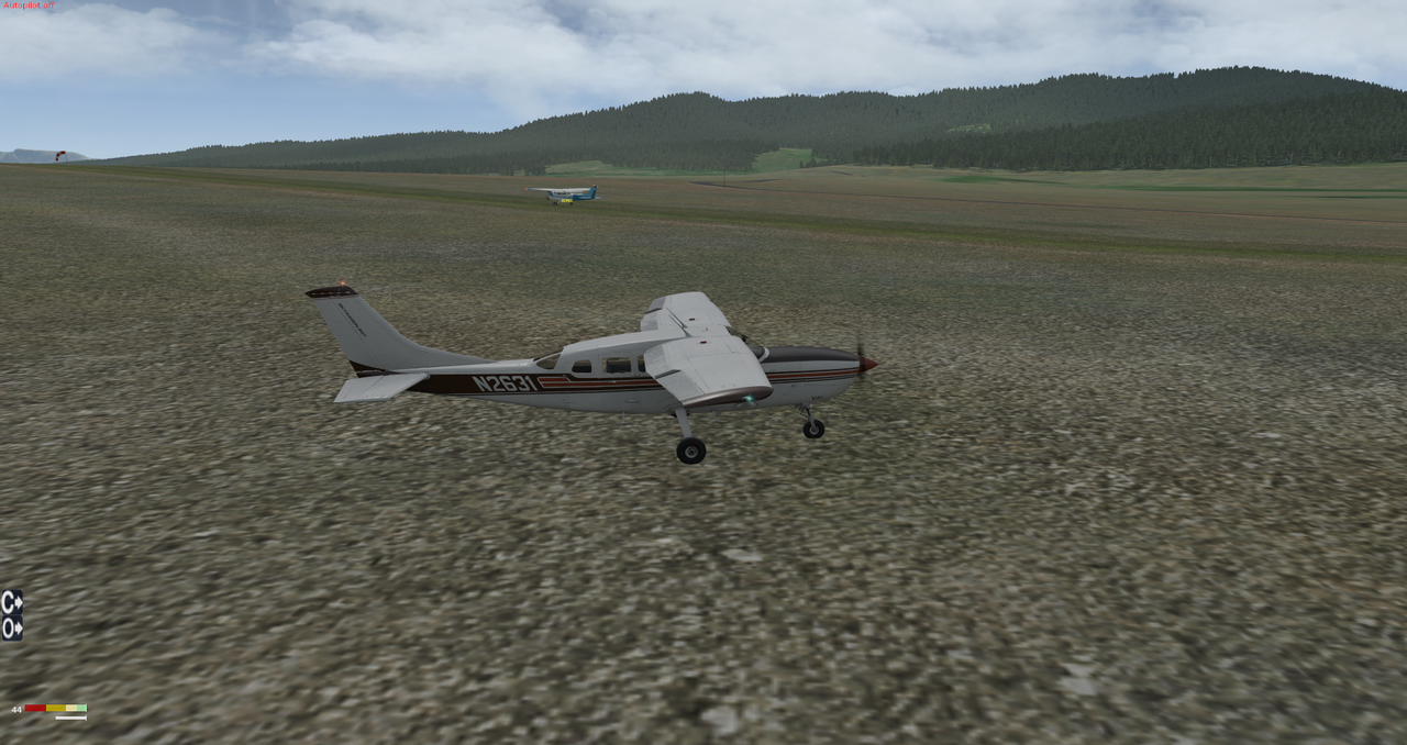 6. Anschlussflug 36905336km