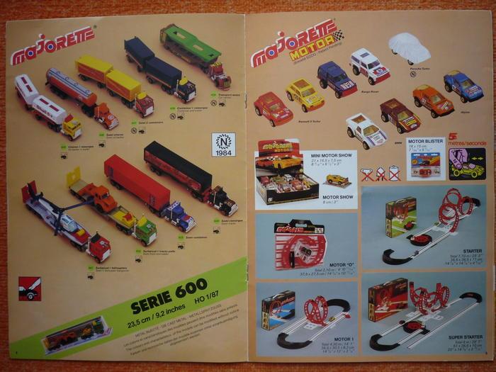 1984 DIN-A-4 Catalogue 4703301