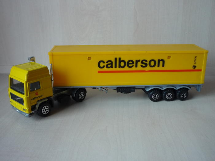 N°3055 Volvo Porte Container. 5543645