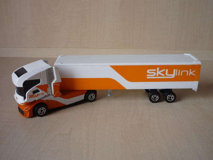 N°340 Concept Truck Container 5543735