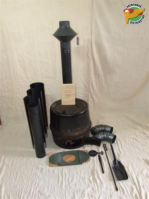 Poeles à bois (transportable & stockable) 6040426