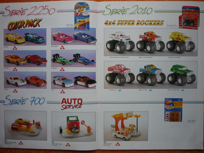 1989 DIN-A-4 Catalogue 6104396