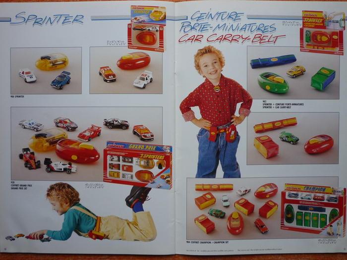 1989 DIN-A-4 Catalogue 6104477