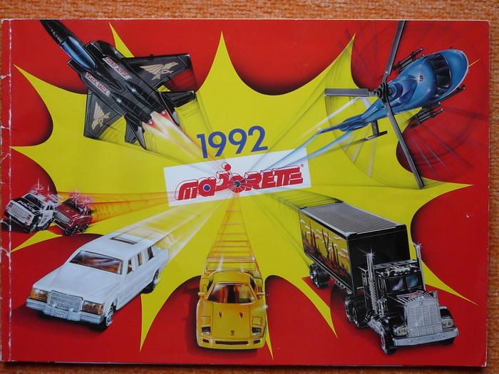 1992 DIN-A-4 Catalogue 6108796