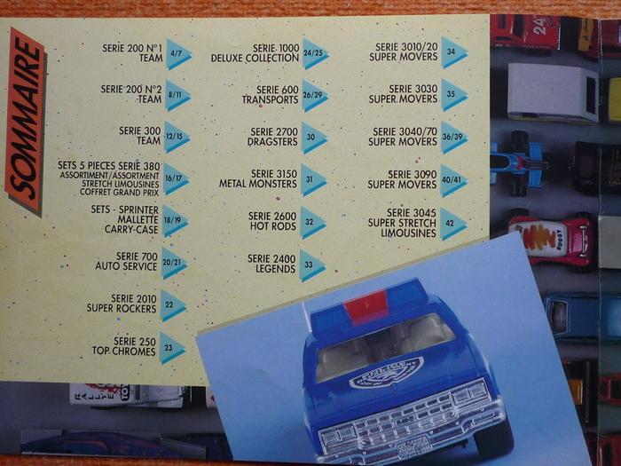 1992 DIN-A-4 Catalogue 6108797