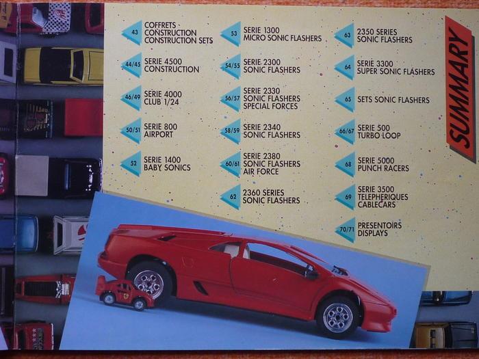 1992 DIN-A-4 Catalogue 6108798
