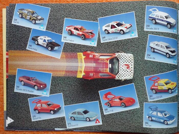 1992 DIN-A-4 Catalogue 6108802