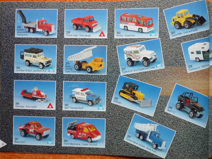 1992 DIN-A-4 Catalogue 6108807