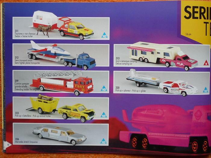 1992 DIN-A-4 Catalogue 6109071
