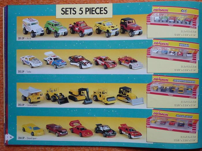 1992 DIN-A-4 Catalogue 6109075