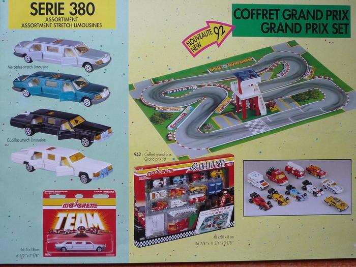 1992 DIN-A-4 Catalogue 6109076