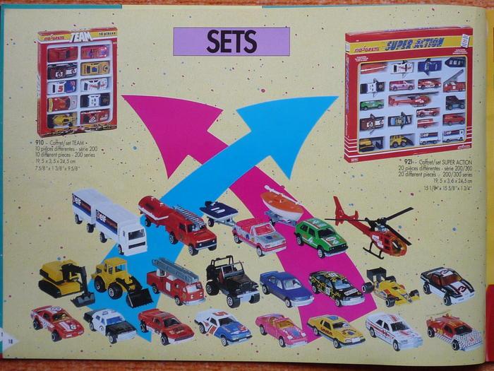1992 DIN-A-4 Catalogue 6109077
