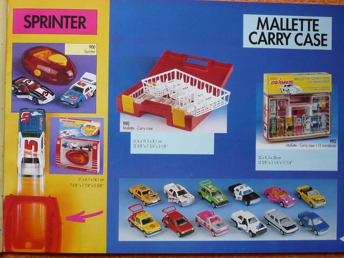 1992 DIN-A-4 Catalogue 6109078