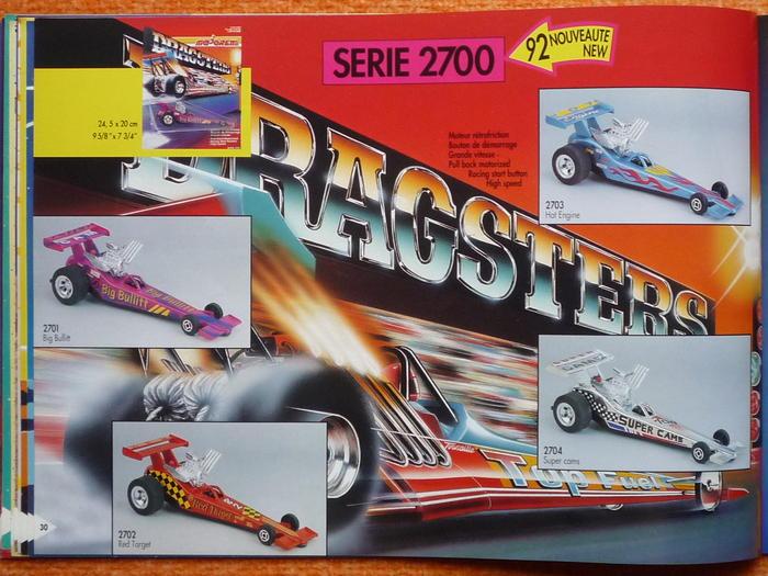 1992 DIN-A-4 Catalogue 6109215