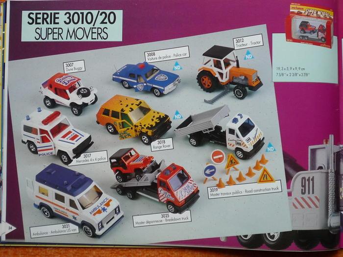 1992 DIN-A-4 Catalogue 6109219