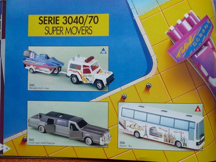 1992 DIN-A-4 Catalogue 6109221