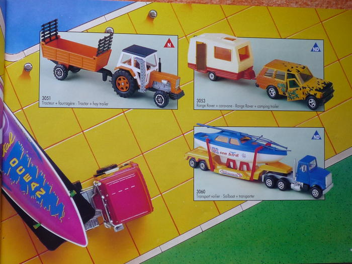 1992 DIN-A-4 Catalogue 6109222
