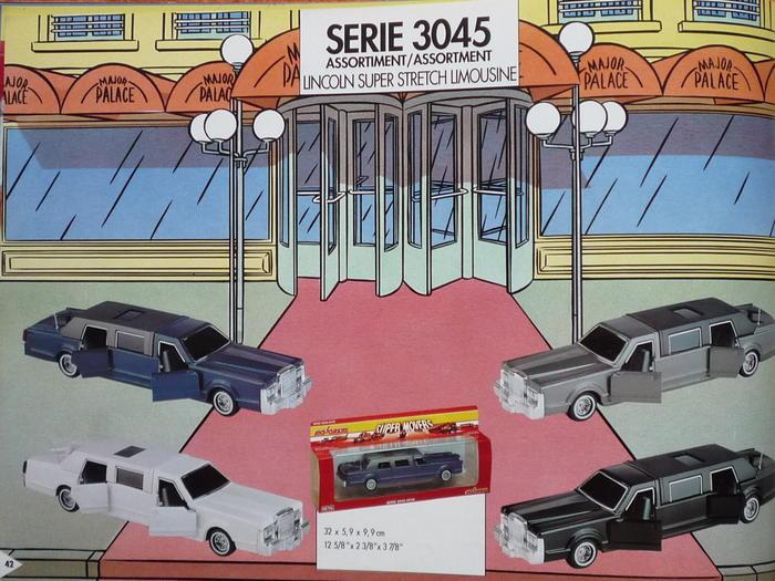 1992 DIN-A-4 Catalogue 6109387