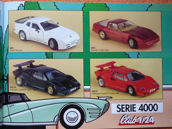 1992 DIN-A-4 Catalogue 6109392