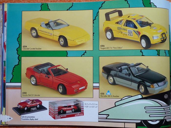 1992 DIN-A-4 Catalogue 6109393