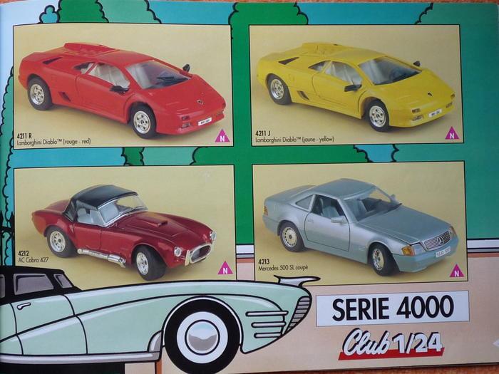 1992 DIN-A-4 Catalogue 6109395