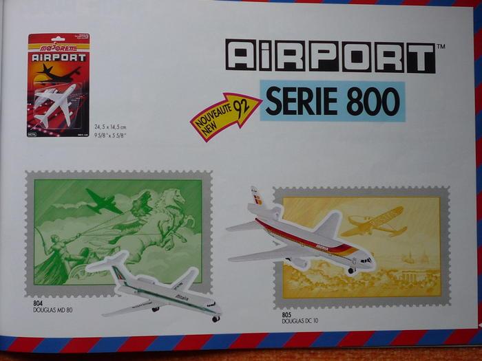 1992 DIN-A-4 Catalogue 6109602