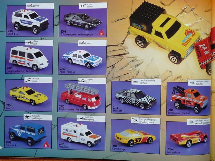 1992 DIN-A-4 Catalogue 6109606
