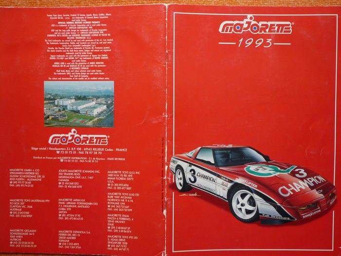 1993 DIN-A-4 Catalogue 6114473
