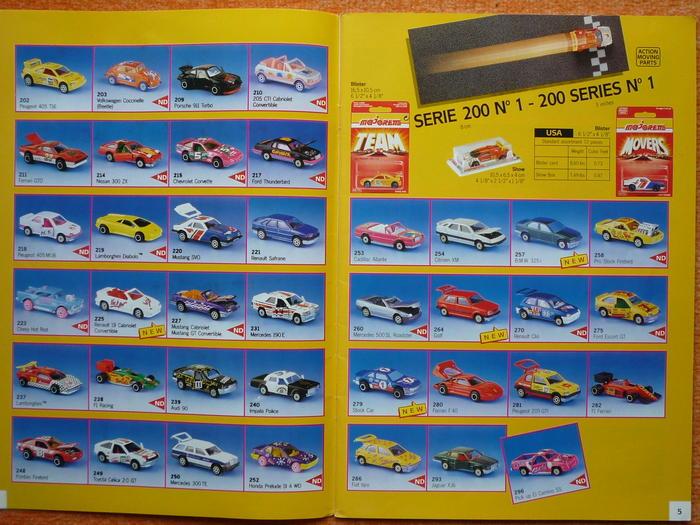 1993 DIN-A-4 Catalogue 6114475