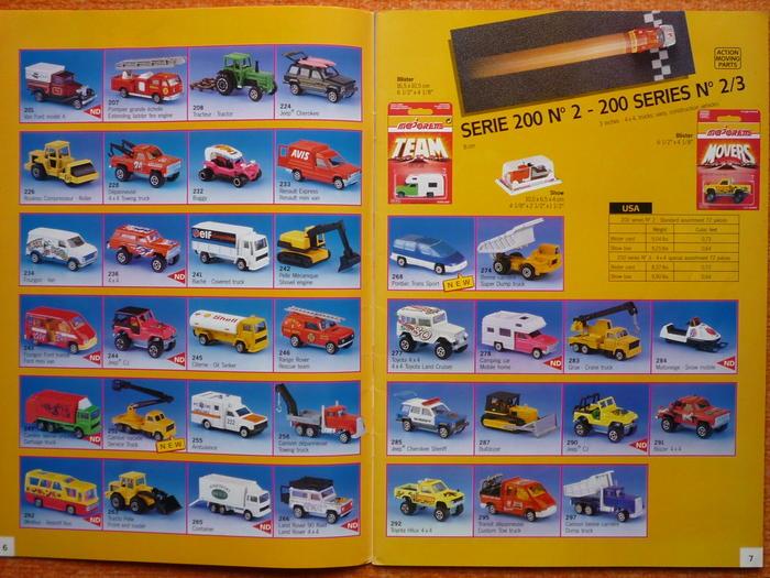 1993 DIN-A-4 Catalogue 6114476