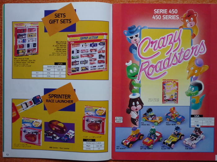 1993 DIN-A-4 Catalogue 6114479