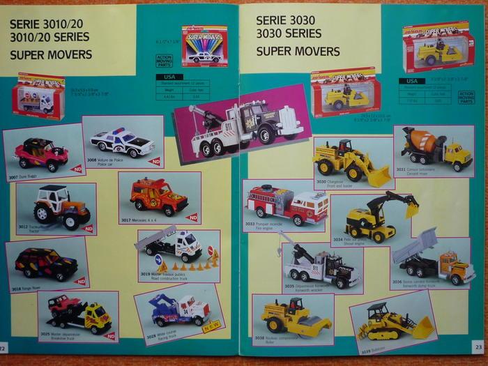 1993 DIN-A-4 Catalogue 6114551