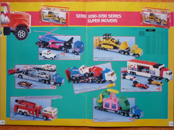 1993 DIN-A-4 Catalogue 6114553