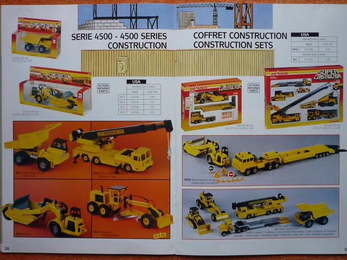 1993 DIN-A-4 Catalogue 6114554