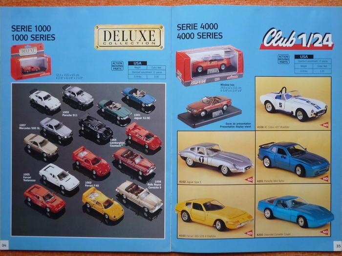 1993 DIN-A-4 Catalogue 6114557