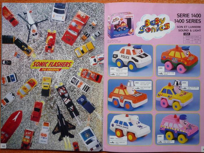 1993 DIN-A-4 Catalogue 6114683