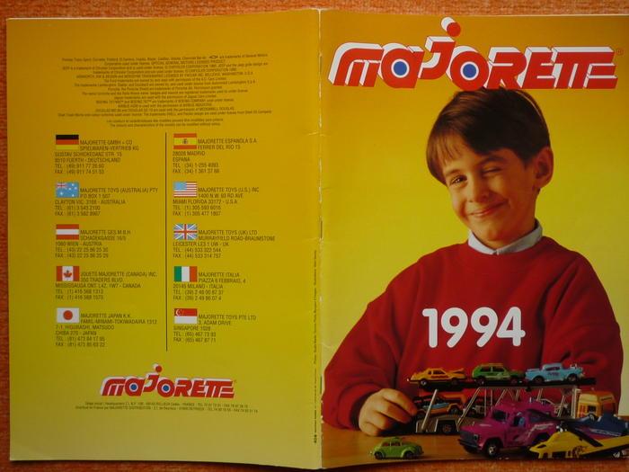 1994 DIN-A-4 Catalogue 6114789