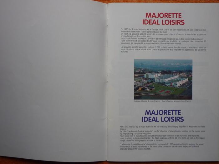 1994 DIN-A-4 Catalogue 6114792
