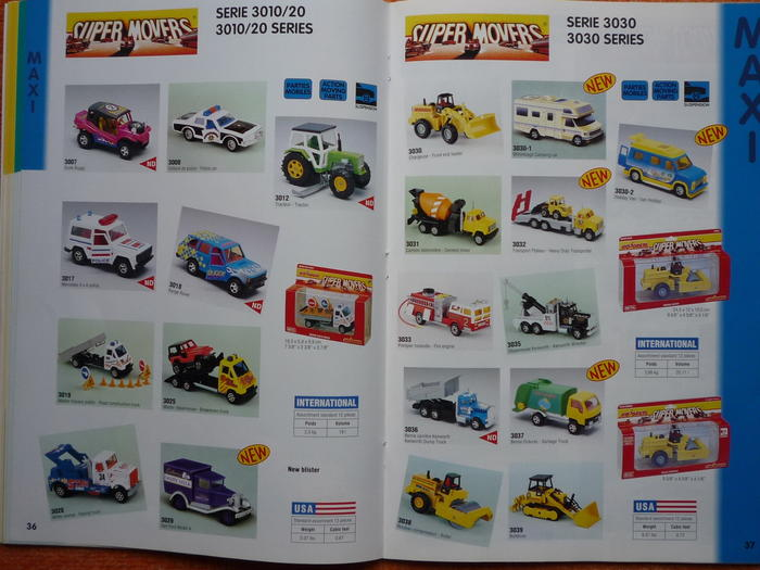 1994 DIN-A-4 Catalogue 6114904